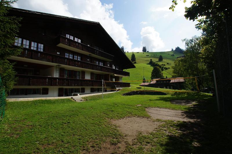 Rustikales Ferienhaus im Obersimmental! (3)