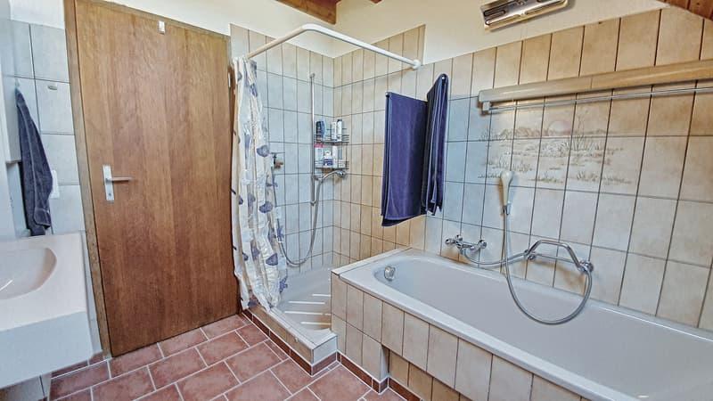 Salle de bain  - duplex 7 pces