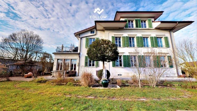 Eine Villa zum Wohnen und Arbeiten (13)