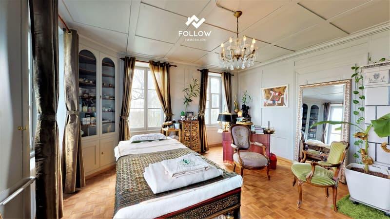 Eine Villa zum Wohnen und Arbeiten (2)