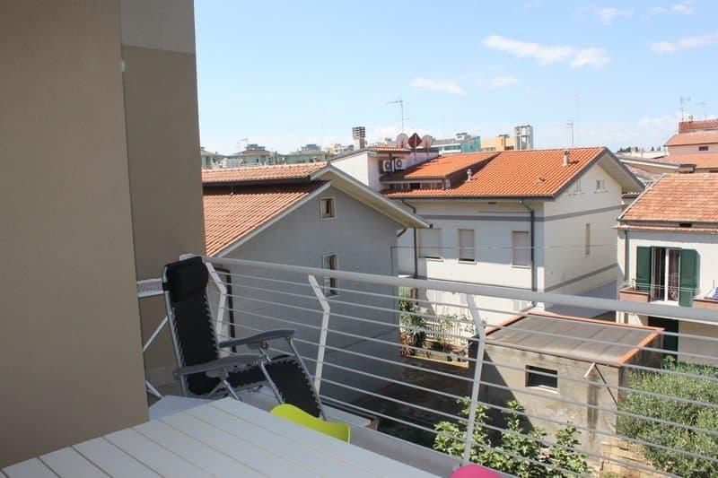 Giulianova / IT – Appartement 2.5 pièces en bord de mer, 4 personnes (max. 6) (2)