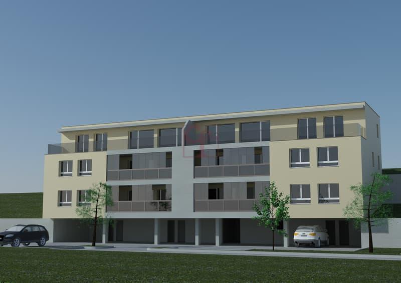 Tinterin/Tentlingen - Appartements neufs de 3.5 pièces (5)