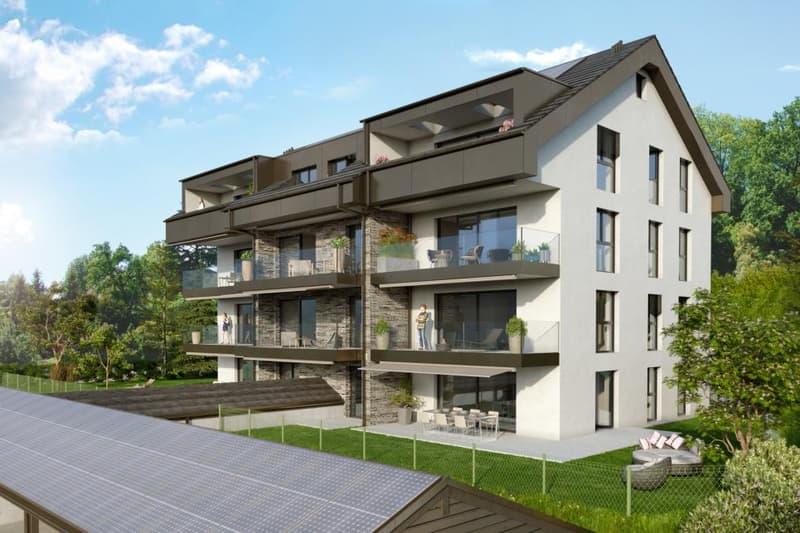 """Résidence """"Le Tremplin"""" :  PPE de 10 appartements (5)"""