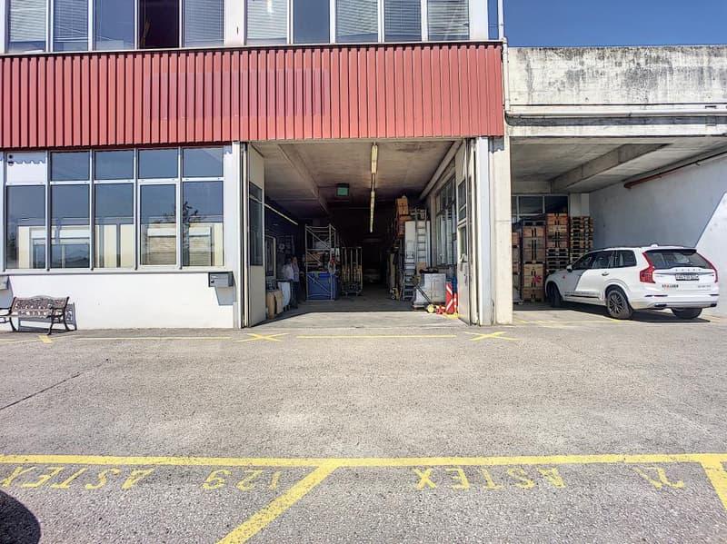 Local stockage ou atelier avec bureau (1)