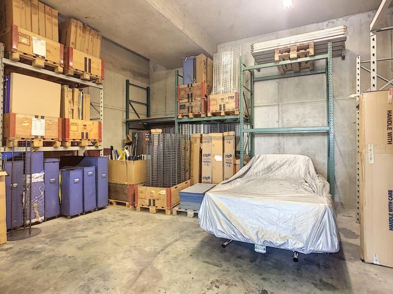Local stockage ou atelier avec bureau (9)