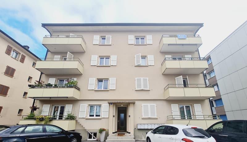 Appartement de 3.5 pièces à CHF 1'350.- charges comprises (1)