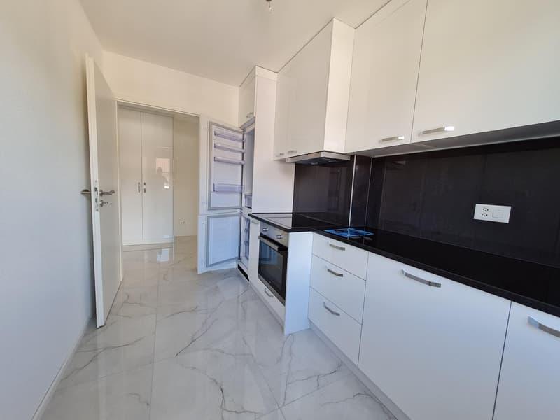 Appartement 3,5 pièces au 3ème étage au prix de CHF 1'540.- charges comprises (1)
