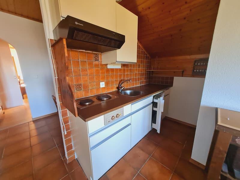 Appartement 2.5 pièces au prix de CHF 790.- charges comprises (2)