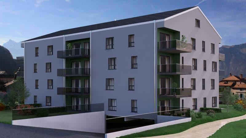 ''Les Ormonts B'' Appartement de 2.5 pièces - B14 (1)