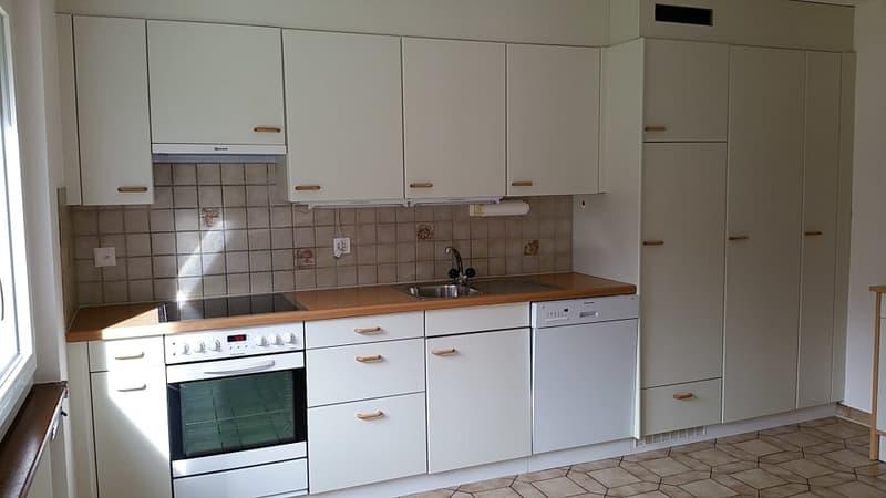 schöne, helle, gepflegte Wohnung. (2)