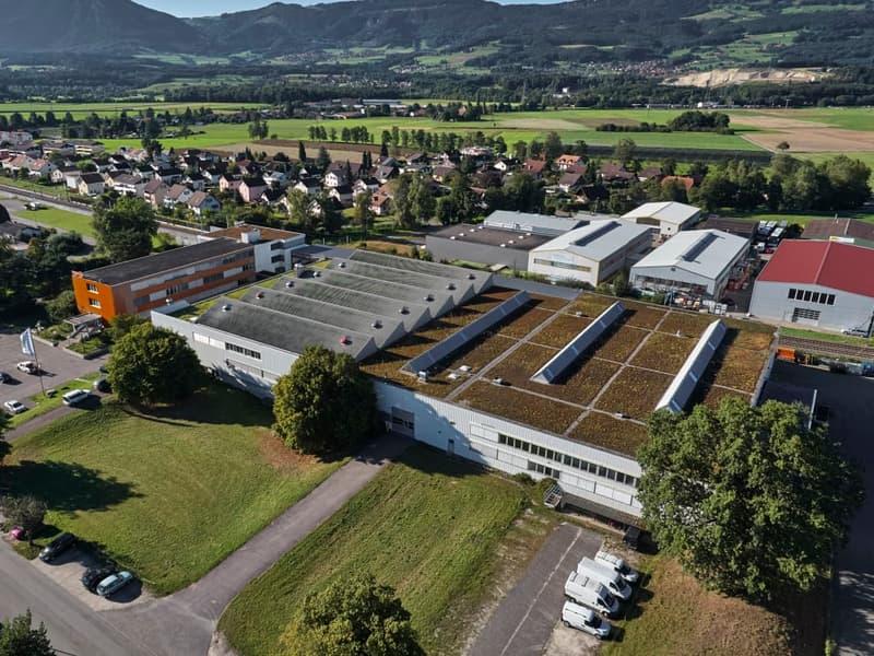 Businesspark Deitingen, flexible Flächen 25m2 bis 2000m2 (1)