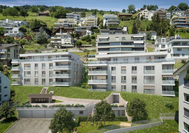 Neue 3 1/2 Zimmer-Eigentumswohnung Nasmannsbach Ennetbürgen (2)