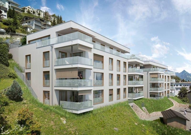 Neue 3 1/2 Zimmer-Eigentumswohnung Nasmannsbach Ennetbürgen (1)