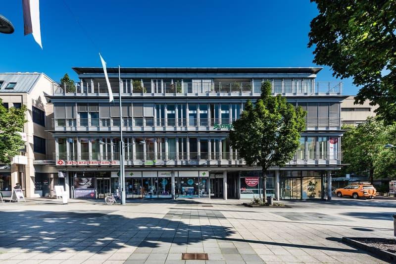 Ab 60 m2 bis 184 m2 Büro-, Praxis-, oder Verkaufsflächen an bester Lage zu vermieten (1)