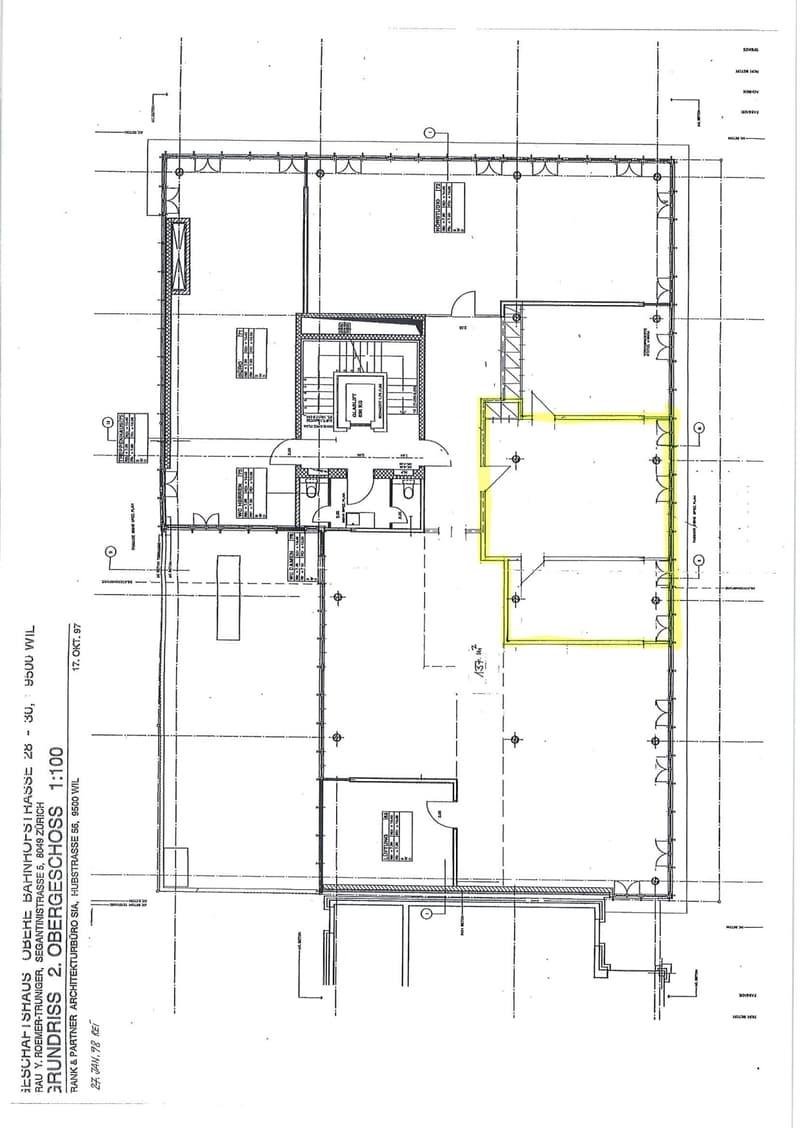 Ab 60 m2 bis 184 m2 Büro-, Praxis-, oder Verkaufsflächen an bester Lage zu vermieten (9)