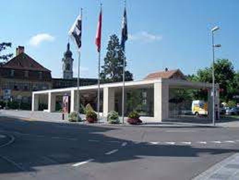 Nummerierter Einstellplatz im Parkhaus EISI Brugg (1)