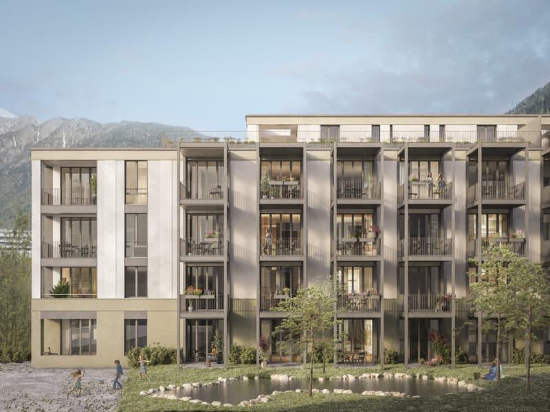 Chur West - Neubau Walserbüel - Ökologisch, hochwertig, überzeugend (1)
