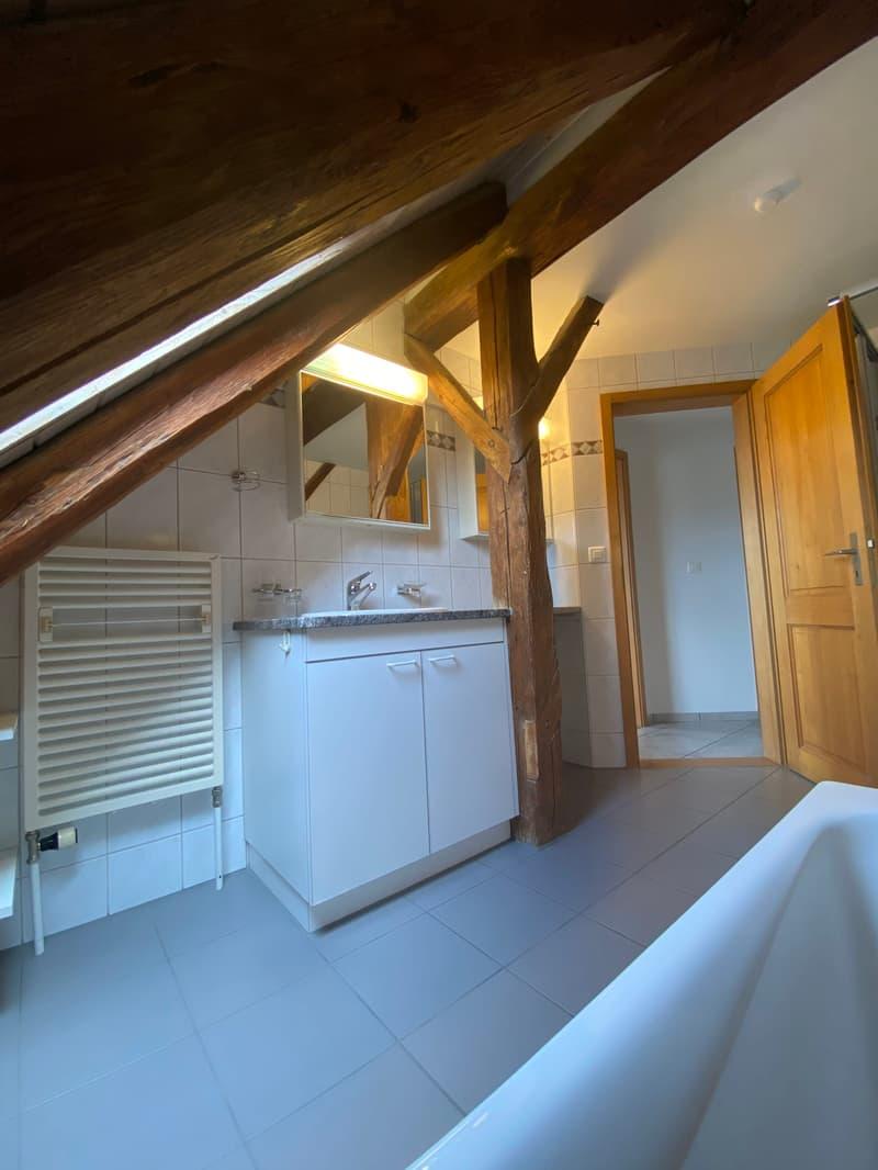 Charmante 4 1/2-Zimmer-Dachwohnung mit Cheminée (18)