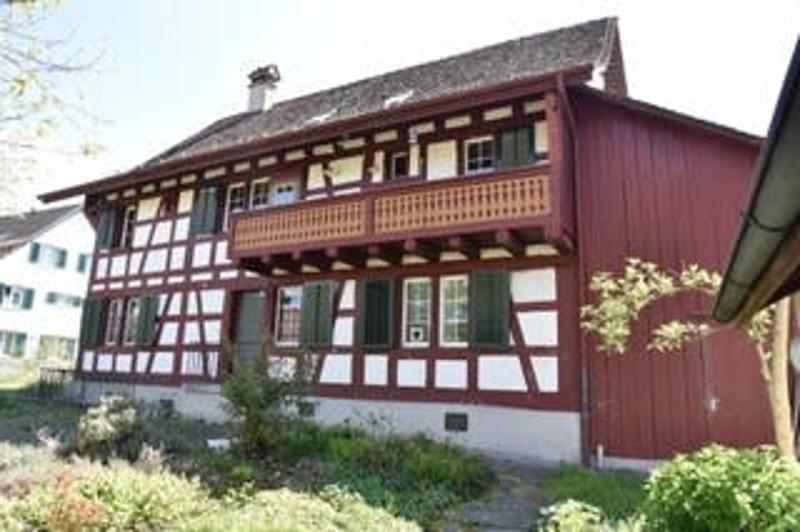 Wohnen im Pfarrhaus (1)