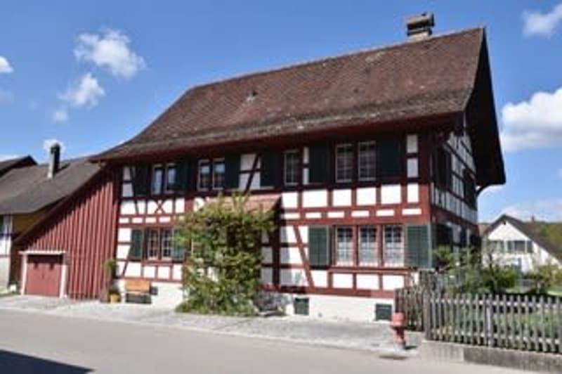 Wohnen im Pfarrhaus (2)