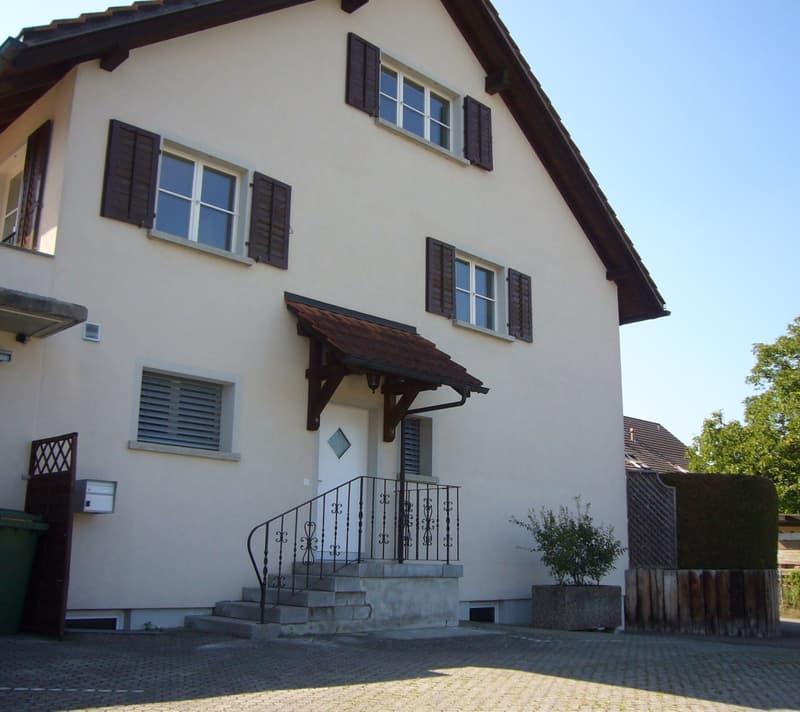 5.5 Zimmer Einfamilienhaus im idyllischen Bisikon (1)