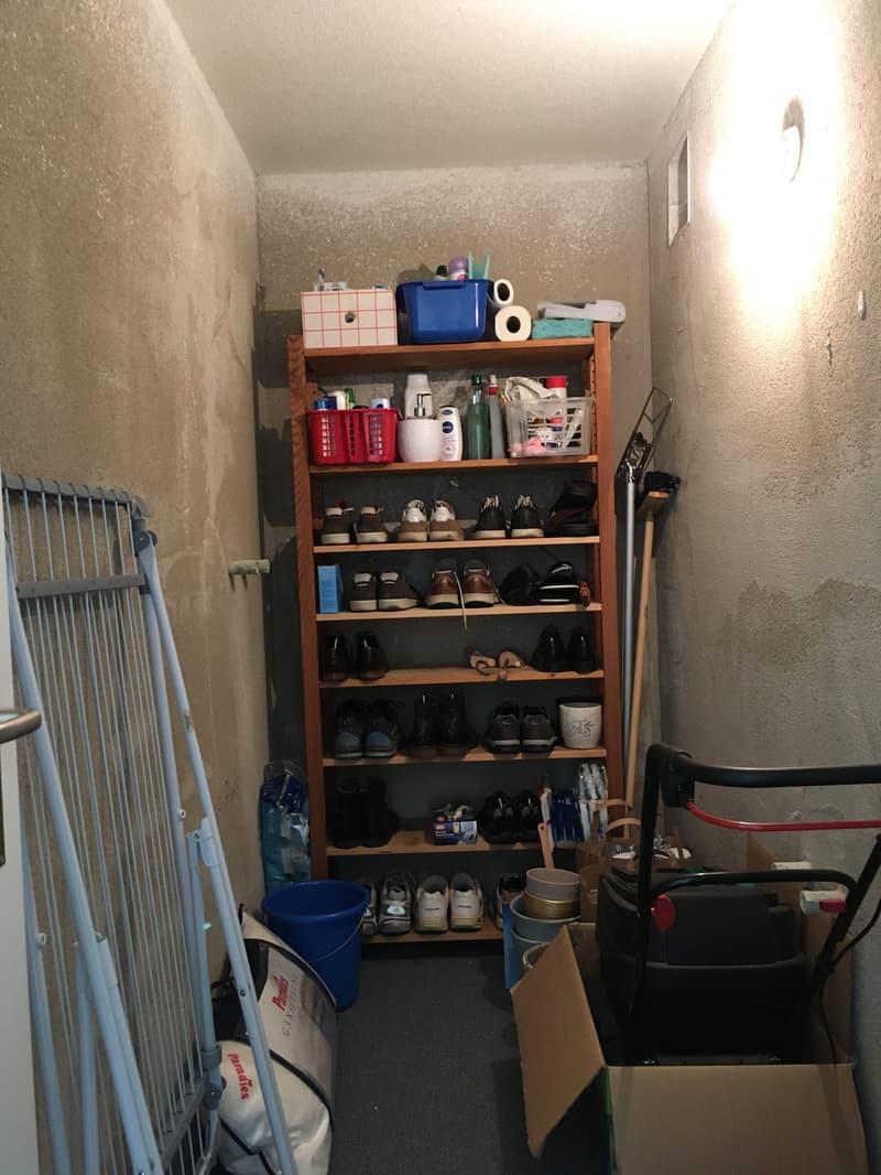 Geräumige Wohnung an guter Lage in Hausen b. Brugg. (12)