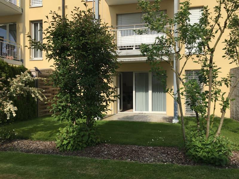 Geräumige Wohnung an guter Lage in Hausen b. Brugg. (2)