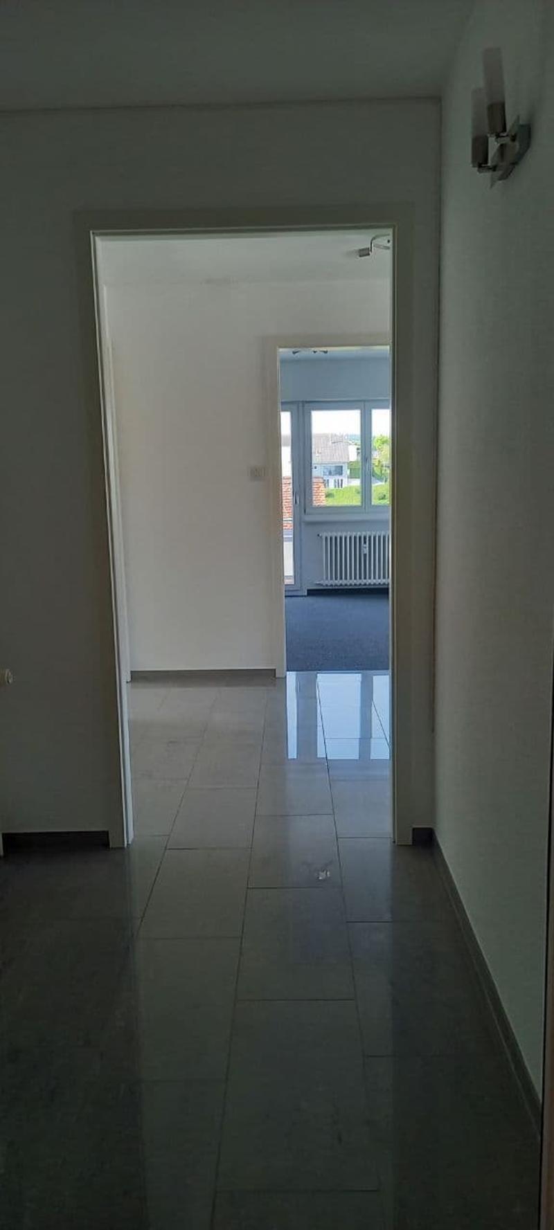 Schöne helle 3 1/2 Wohnung mit Glanzböden (2)