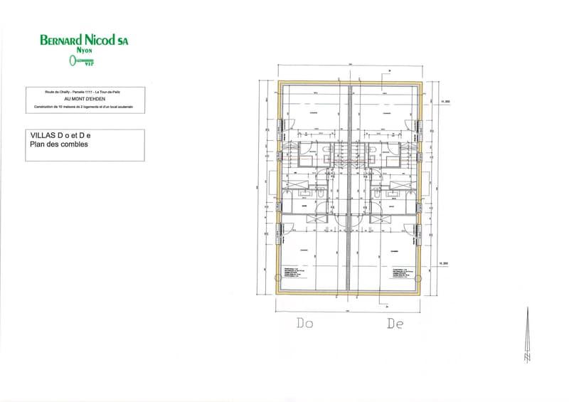 NOUVELLE CONSTRUCTION ! 2 Villas de standing de 4.5 pièces (12)