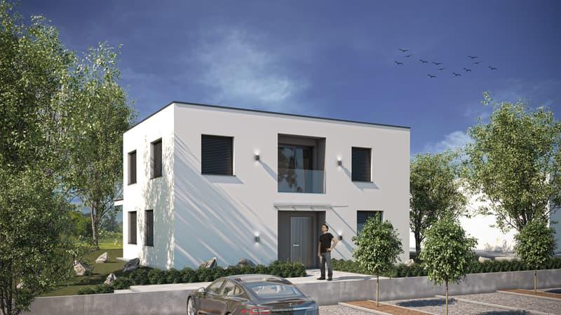 Modernes und extravagantes 5.5-Zimmer-Einfamilienhaus (1)