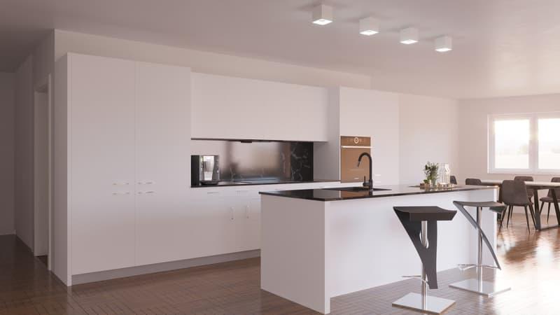 Modernes und extravagantes 5.5-Zimmer-Einfamilienhaus (2)