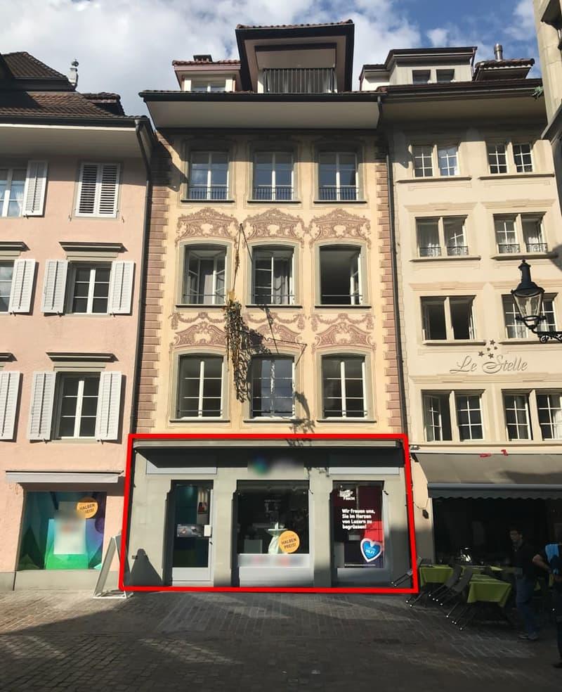 127m2 Retailfläche an bester Lager in der Luzerner Innenstadt (1)