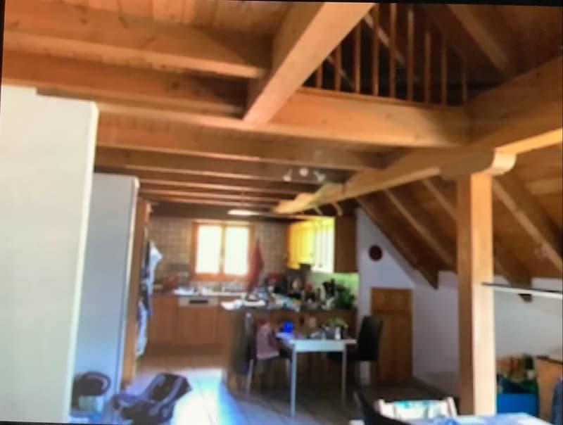 Dachwohnung mit Galerie  4,5 Zimmer (12)