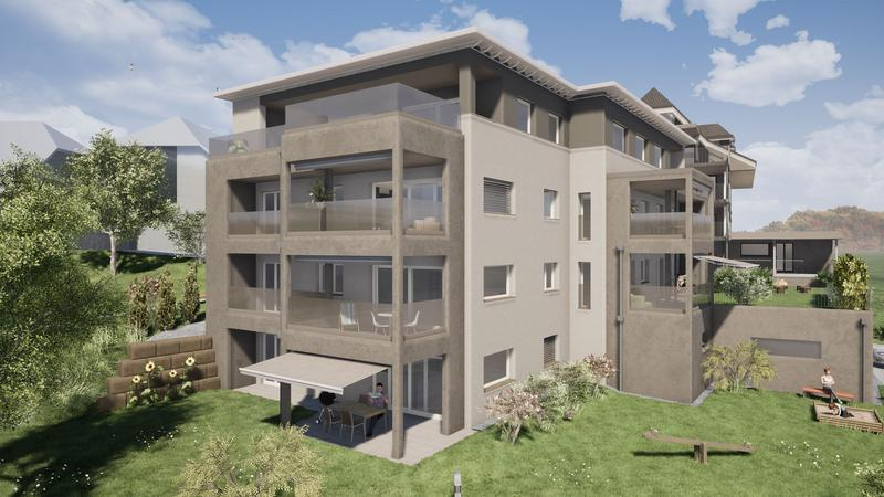 3.5-Zimmer-Wohnung (Hochparterre) (1)