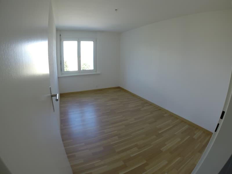 Helle, renovierte Wohnung mit Balkon und eigenem Gartensitzplatz (2)