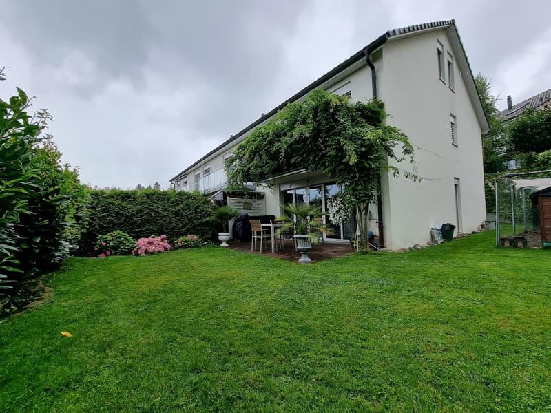 Vermietetes Eckhaus in Remetschwil (1)