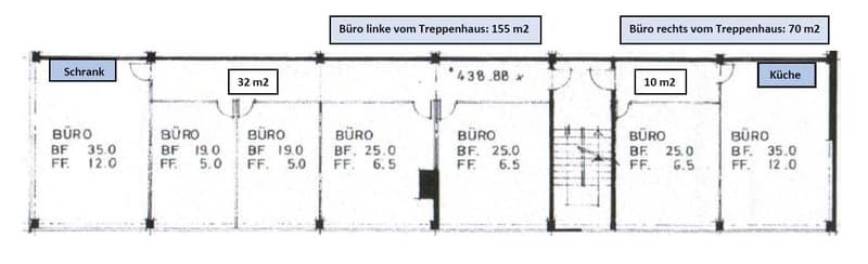 155 m2 und/oder 70 m2 Bürofläche mit Küche in Dietlikon (11)