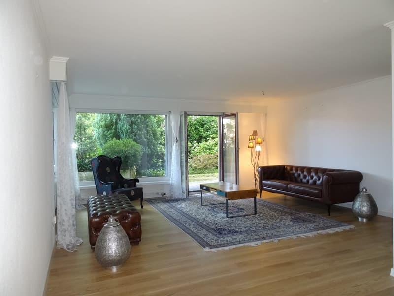 4,5-Zimmer-Wohnung mit idyllischem Gartensitzplatz (2)