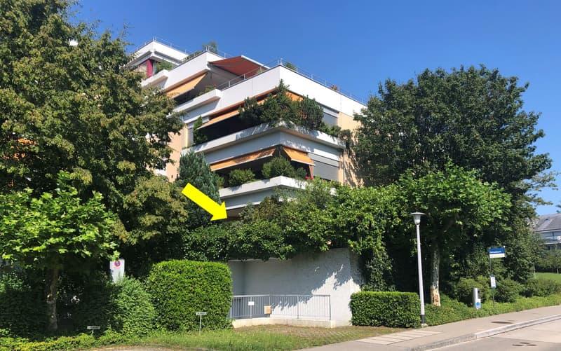 4,5-Zimmer-Wohnung mit idyllischem Gartensitzplatz (1)