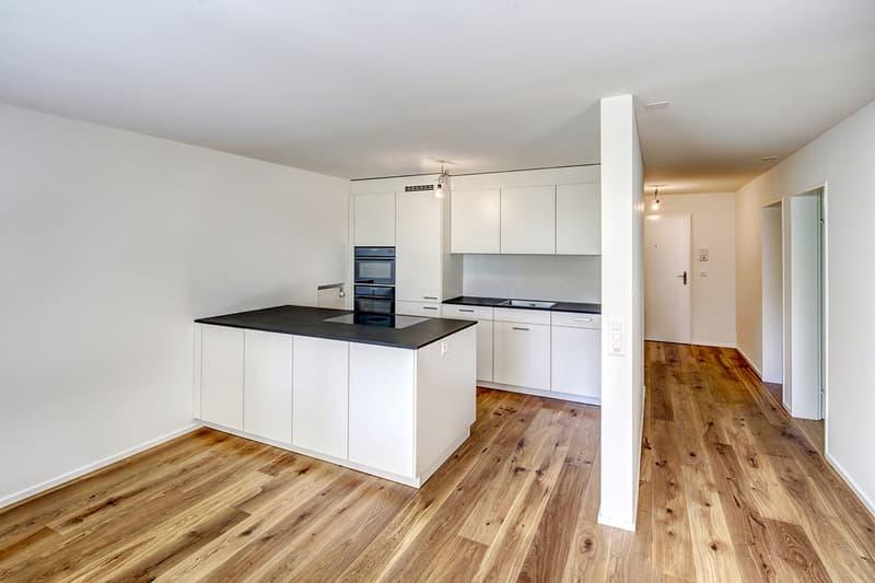 Frisch renovierte 3.5 Zimmer Wohnung (2)