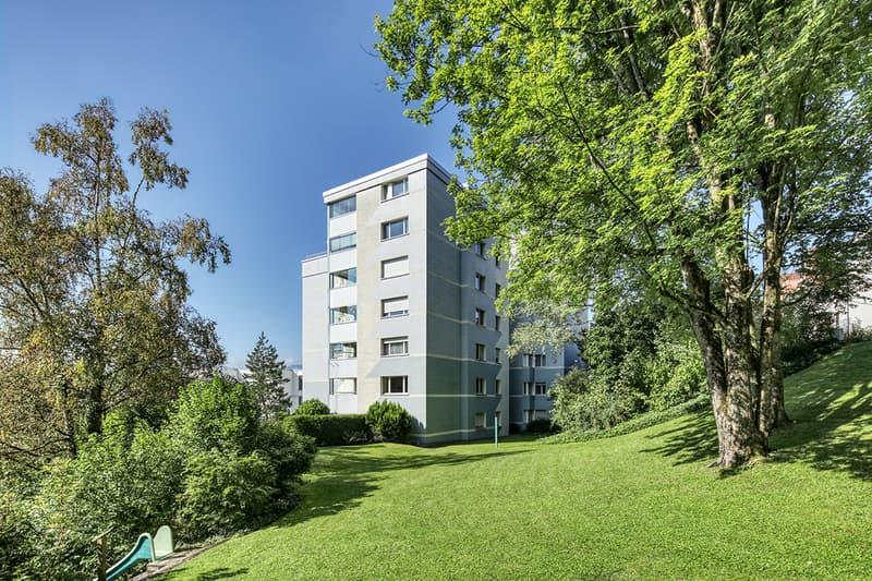 Frisch renovierte 3.5 Zimmer Wohnung (1)