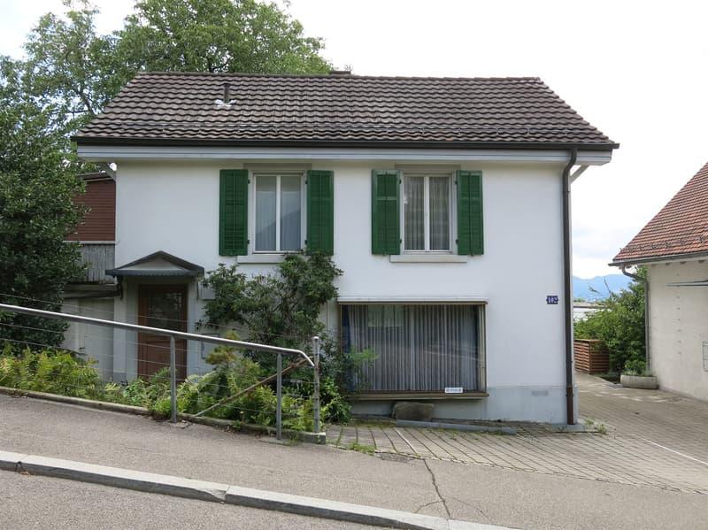 Einfamilienhaus mit Seesicht zur befristeten Miete (1)