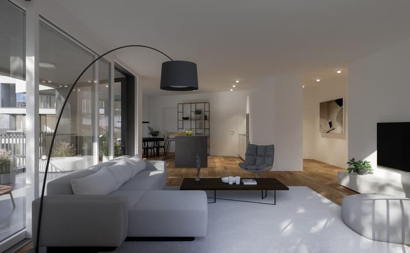 Exklusives Wohnen in einzigartiger Architektur (2)