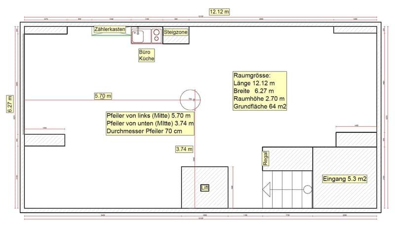Loft / Büro / Praxis / Lager/ Hobbyraum (7)