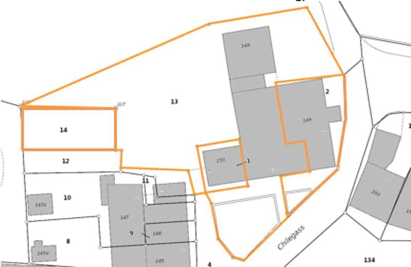 Einzigartige Wohnhäuser mit Landparzellen im historischen Zentrum von Beromünster (2)