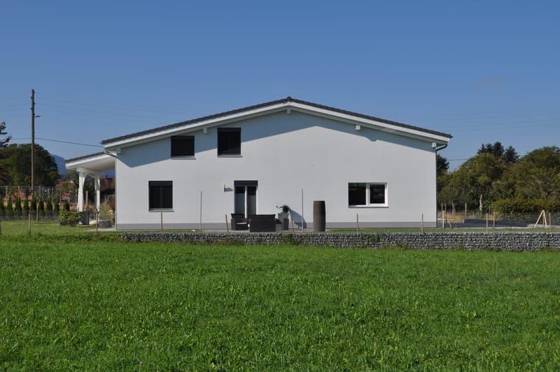 Maison individuelle à Cornol (2)