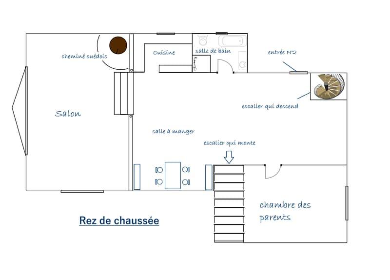 Maison jumelée à La Heutte, 10 min de Bienne (2)
