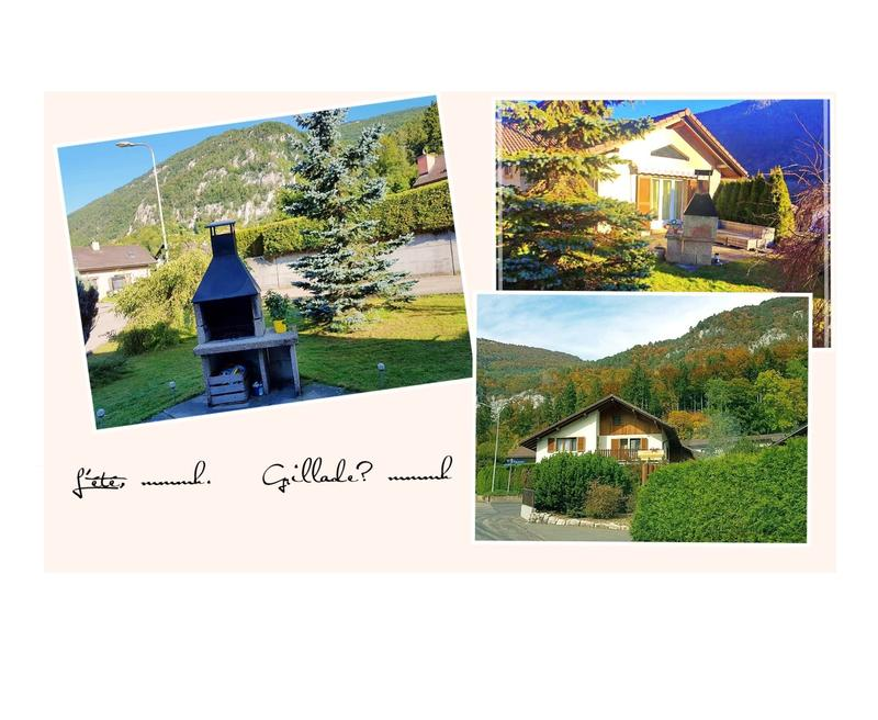 Maison jumelée à La Heutte, 10 min de Bienne (1)