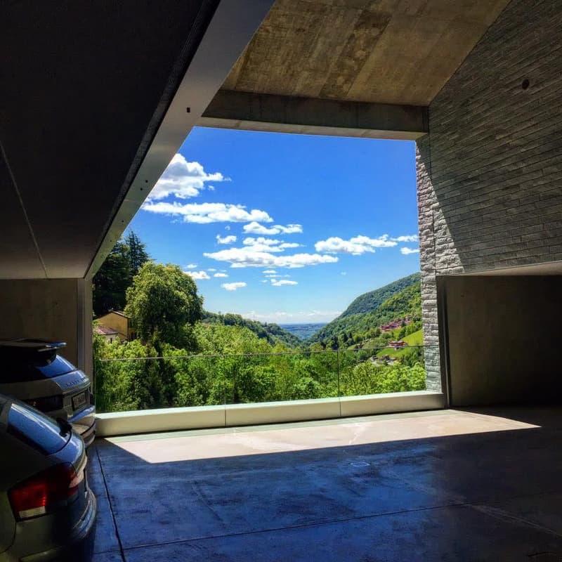 Ampio appartamento di design a Muggio (15)