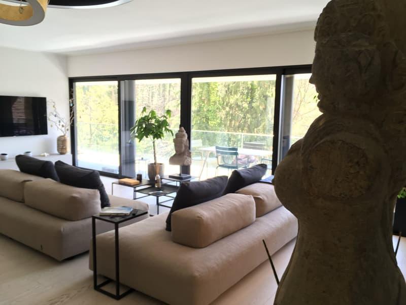 Ampio appartamento di design a Muggio (2)